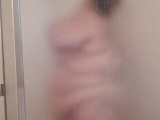 Ssbbw in the shower