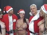 Sophie Dee Big Tit Christmas HD Fuck a Fan