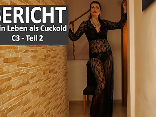 BDSM report: Cuckold slave C3 – Half 2 – Das erste Treffen