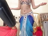 Great belly dancer