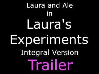 Esperimento di Laura Versione integrale Adorazione dei piedi