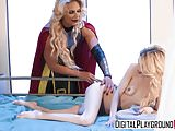 XXX Porn video - Whor Goddess of Thunder A DP Parody Part 2