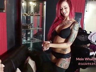 German Hausfrau sex fetish amateur anal dildo - Bild 4