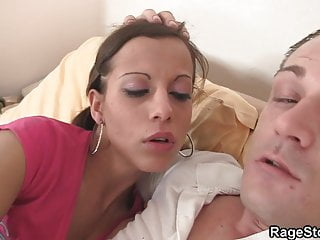 And hard fucking for her...