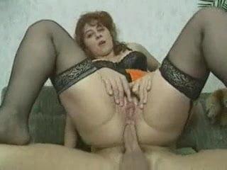 redhead milf mom