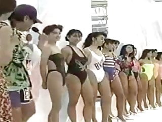 Non porn vintage japanese swimsuit model pageant 039...