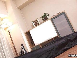 japanese gal  hirota sakura gets fucked and eats cumHD Sex Videos