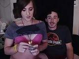 Tranny fucked by her boyfriend
