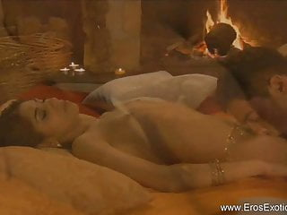 Lovers Indian Their Bodies Work Making