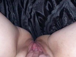 Pov solo soaked pussy masturbation...