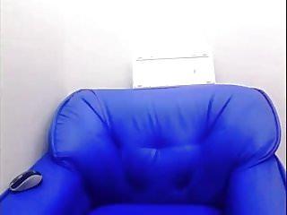 Rica Latina se masturba por la webcam