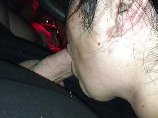 Cumslut sucking cock
