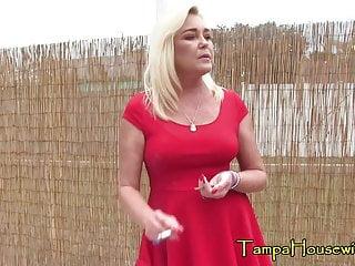 Outdoors Smoking Masturbating And Cumming