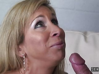 Blonde Milf Morgan Ray Pays For Private School With Pussy