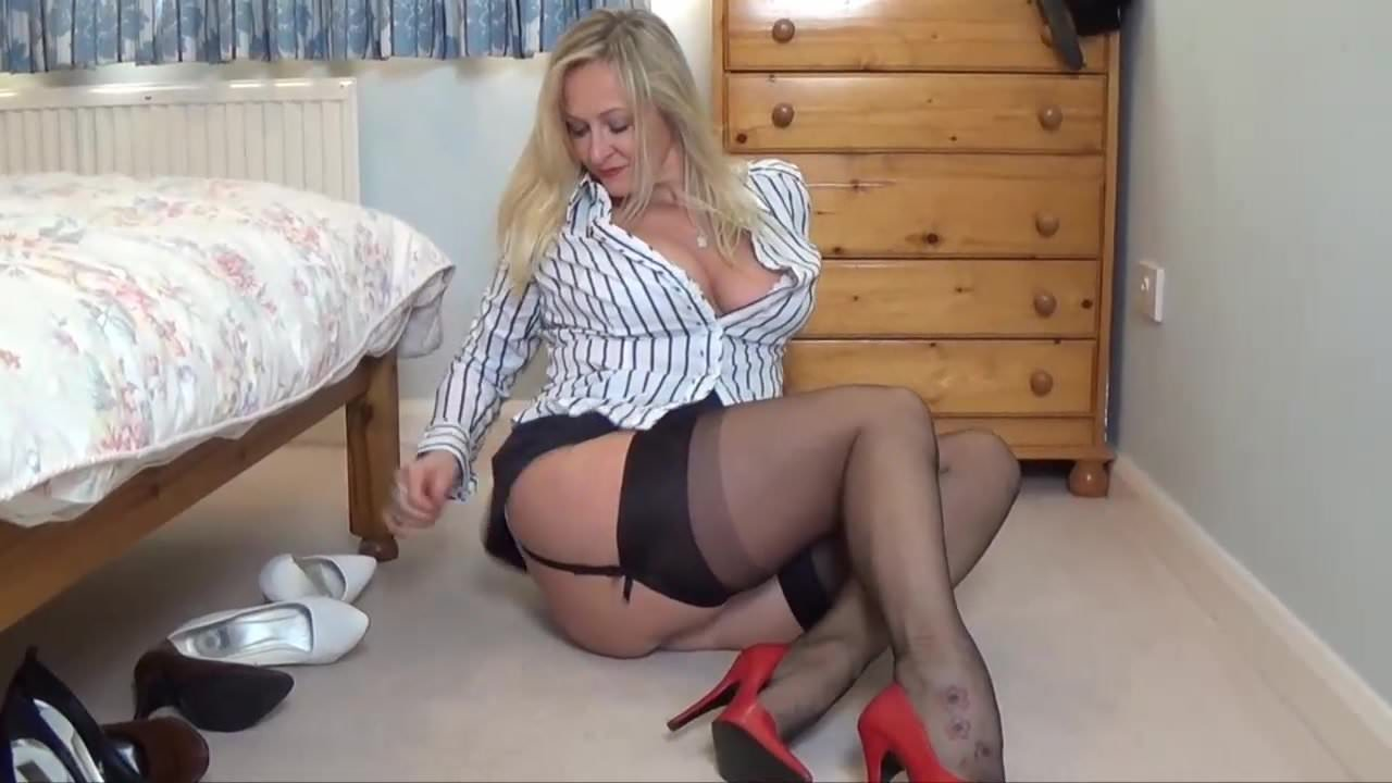 Mature Milf Webcam Solo