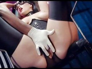 British Slut Paige gets fucked in another kinky scene