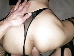 travo lotte doggy anal fuck Porn Videos