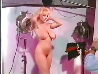 LET'S GO CRAZY – vintage 80's British big boobs blonde dance