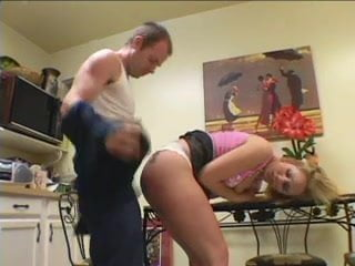 Kitchen Whore Is Used For Anal Sex Mobileporn