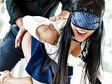 Submissived - Submissive Asian Slut Blindfolded
