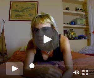Alicia Flore Webcam - Blonde Girl with Big Pussy