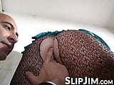 Mature sir shagging naughty curvy lady in ass and twat