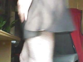 در لباس زیر زنانه سکسی