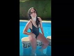 Periscope Latina girl Steisy