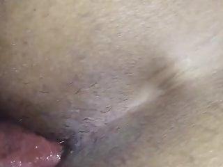 Bare Fucking an asian ass