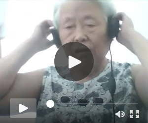 Chat with  chinese older couple