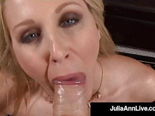 American woman julia ann point of view...