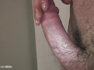 Stud jacking cock...