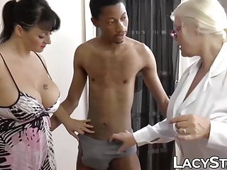British shares big girlfriend cock granny black with