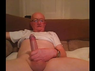 Grandpa webcam...
