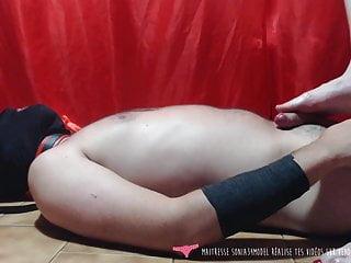 Vends-ta-culotte Fetish Footjob Domina Slave - - Foot French