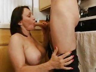 Jillian Foxxx Pounded in Kitchen