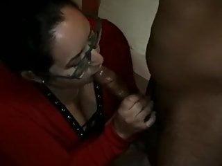 Black  BBC Latina Interacial Fucks Boy Escort