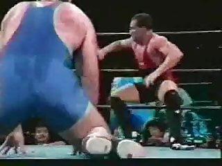 Real wrestling...