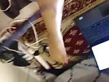 Ebony webcam