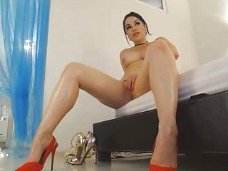 Video 1552156701: girl pantyhose feet, sexy oiled feet, oiled cam girl, oiled webcam girl, oil masturbate pussy, oiled tits pussy, russian girls feet, brunette girl feet, feet straight, european feet