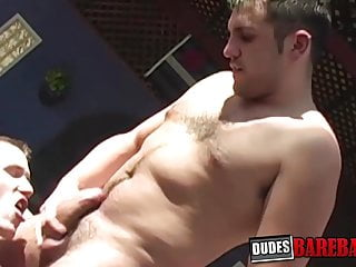 Multiple gays fuck raw and hard after group sex dick sucking