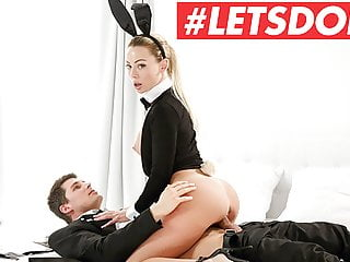 WHITE BOXXX – Easter Bunny Isabelle Deltore Has Rough Sex With BF