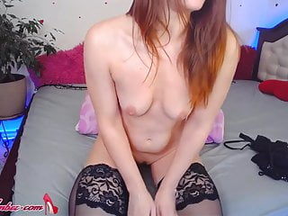 Hot student play sex toys amateur...
