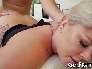 Huge ass Ashley Barbie fuck after sucking dick