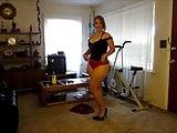 sexy dance butt girl