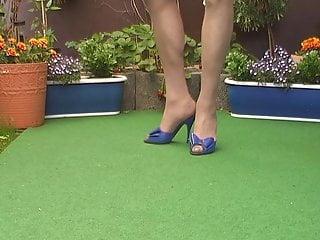 my heels 01Porn Videos