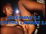 Josephine vs Cynthia Lavigne