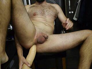 Big hole man with tiny dick