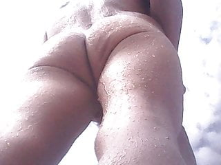 Beach nudist...