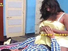 Bhabhi ki bhen ke sath bistar pe hui jabardast hard romance